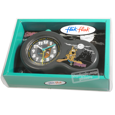 Flik Flak Alarm-Clock-Scooby-Doo FAC29 - 2009 Spring Summer Collection