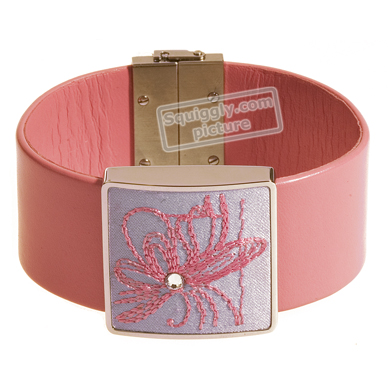 Swatch Bijoux Flowercage-Bracelet JBP012-S - 2005 Fall Winter Collection