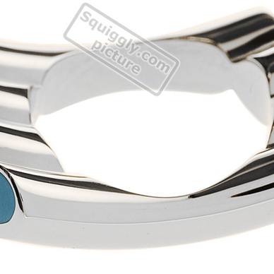Swatch Bijoux Ocellus-Blue-Ring JRS027-5 - 2004 Spring Summer Collection