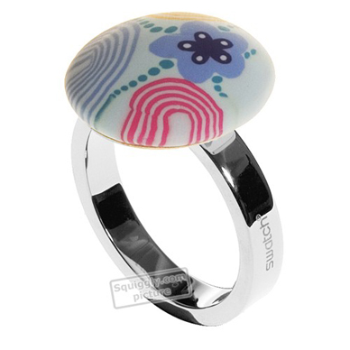 Swatch Bijoux Paint-Circles-Ring JRS036-5 - 2007 Spring Summer Collection