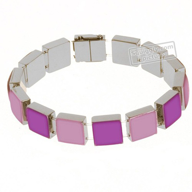 Swatch Bijoux Prismatic-Pink-Bracelet JBP0001-S - 2001 Fall Winter Collection