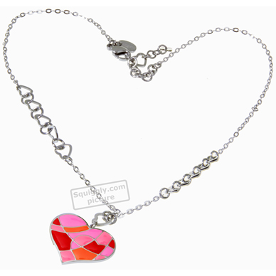 Swatch Bijoux Puzzle-My-Heart-Pendent JPR014-U - 2011 Spring Summer Collection