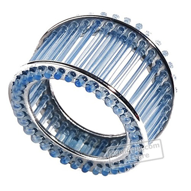 Swatch Bijoux Straight-Sky-Blue-Ring JR000016-7 - 2000 Spring Summer Collection