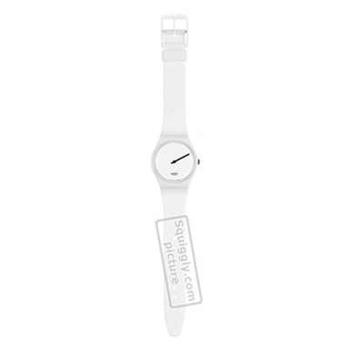 Swatch Black-Minutes-Strap AGW116 - 1995 Spring Summer Collection