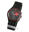 Swatch Black-Red-Circle YCB4020AG - 2012 Spring Summer Collection