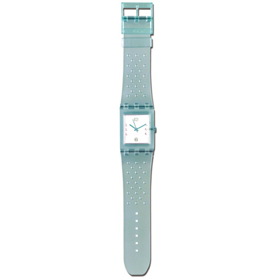 Swatch Blue-Braille SUAL100 - 2002 Spring Summer Collection