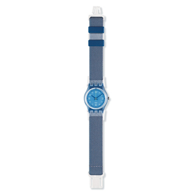 Swatch Blue-Princess LN133 - 2001 Spring Summer Collection