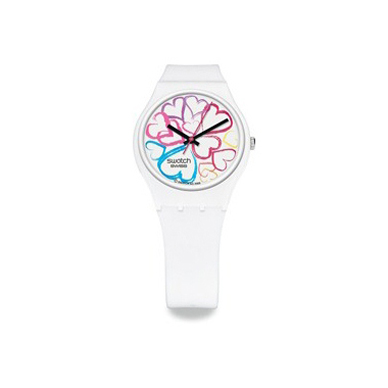 Swatch Bouquet-D-Amour-Strap AGW148 - 2009 Spring Summer Collection