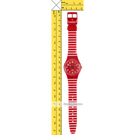 Swatch Cherry-Berry-Striped GR154I - 2011 Spring Summer Collection