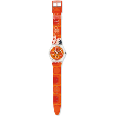 Swatch Cool-Brunch GK349 - 2001 Spring Summer Collection
