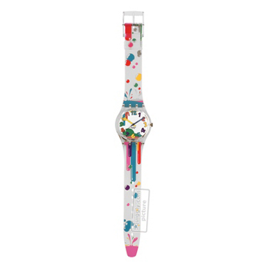 Swatch Crazy-Me-Strap AGE211 - 2008 Fall Winter Collection