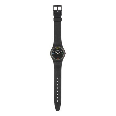 Swatch Don-t-Be-Too-Late-Strap AGA100 - 1984 Spring Summer Collection