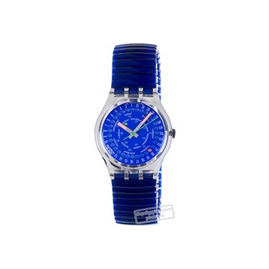 Swatch Drop-Small-Strap AGK709 - 1993 Spring Summer Collection