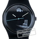 Swatch Eclipses GB128 - 1989 Spring Summer Collection