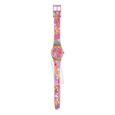 Swatch Electroflor-Strap ALO102 - 2007 Spring Summer Collection