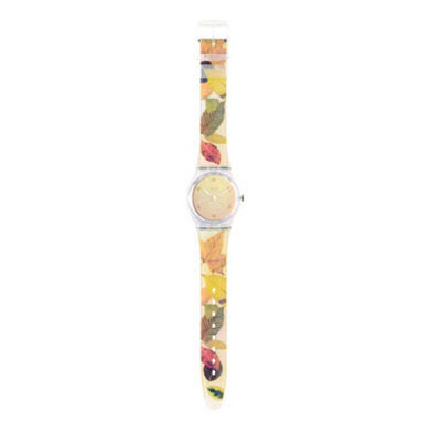 Swatch Fall-In-Leaves-Strap AGW135 - 2002 Fall Winter Collection