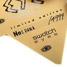 Swatch Fire-On-Eyes SW601PACK - 1991 Fall Winter Collection