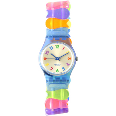 Swatch Fish-Mix-Small LS107B - 2005 Spring Summer Collection