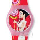Swatch Flower-Ballet SUPV100 - 2008 Spring Summer Collection