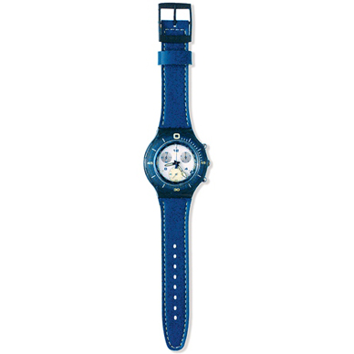 Swatch free dive watch sbb401 squiggly swatch - Swatch dive watch ...