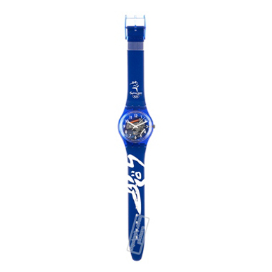 Swatch Glorious-Blue-Strap AGN182 - 2000 Spring Summer Collection