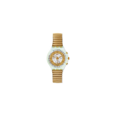 Swatch Golden-Globe-Small-Strap ASCG101 - 1993 Spring Summer Collection