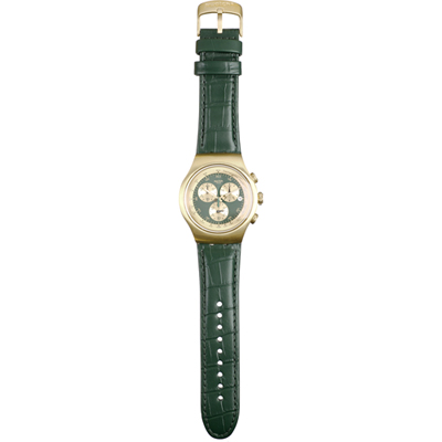 Swatch Golden-Hide-Green YOG406 - 2012 Spring Summer Collection
