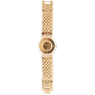 Swatch Golden-Scales-Small SFK184B - 2003 Fall Winter Collection