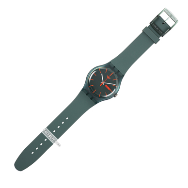 Swatch Grape-Rebel SUOG703 - 2011 Fall Winter Collection