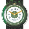 Swatch Green-Queen PWK188 - 1993 Fall Winter Collection