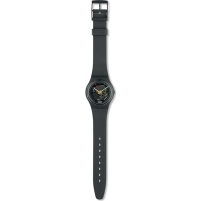 Swatch High-Tech-2 GA101 - 1984 Fall Winter Collection