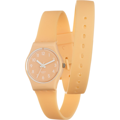 Swatch Honey-Melon LO103C - 2011 Spring Summer Collection