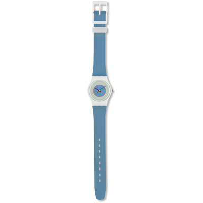Swatch Ice-Mint LW105 - 1985 Spring Summer Collection