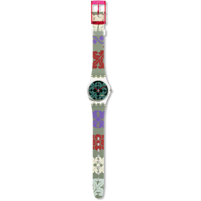 Swatch Isolde LK120 - 1990 Fall Winter Collection