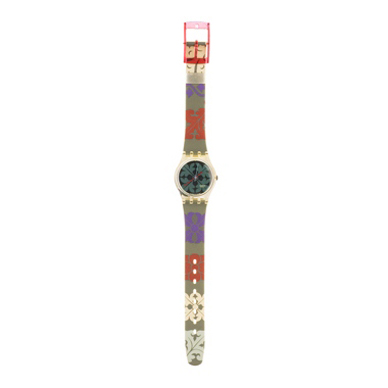 Swatch Isolde-Strap ALK120 - 1990 Spring Summer Collection