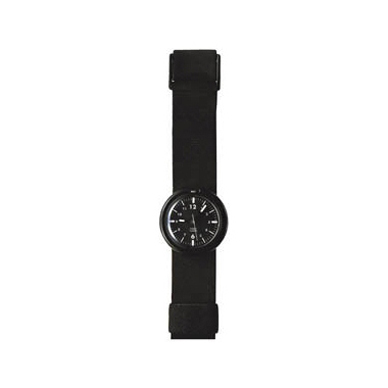 Swatch Jet-Black-Two-Strap APWBB111 - 1989 Spring Summer Collection