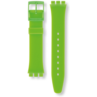 Swatch Lemongrass-Strap AGG204 - 2010 Spring Summer Collection