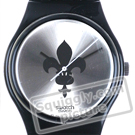 Swatch Lucretia GB126 - 1989 Fall Winter Collection