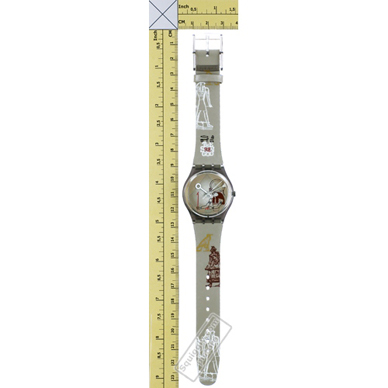 Swatch Nefertiti GM153 - 2000 Fall Winter Collection