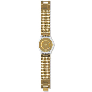 Swatch Paved-In-Gold-Large SFK127A - 2001 Spring Summer Collection