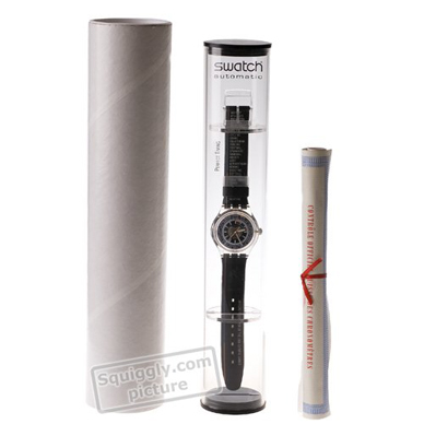 Swatch Perfect-Timing SAZ105PACK - 1995 Spring Summer Collection