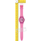 Swatch Pink-Rebel SUOP700 - 2011 Spring Summer Collection