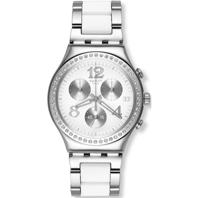 Swatch Secret-Thought-White YCS552G - 2012 Spring Summer Collection