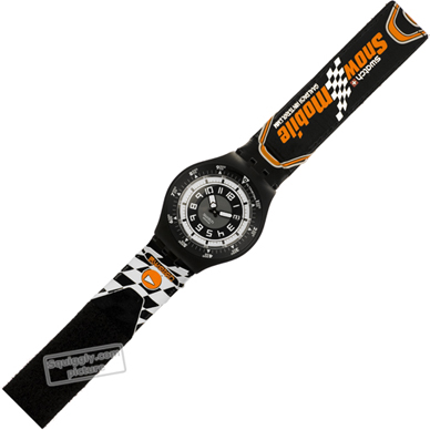 Swatch Snow-Mobile-2007-VIP SULM102I - 2007 Spring Summer Collection
