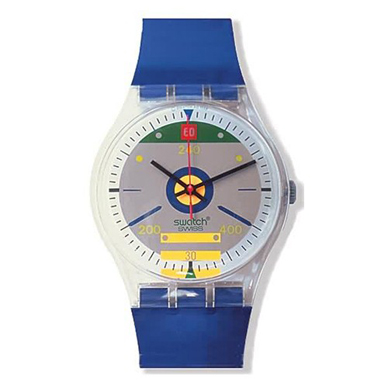 Swatch Speedweek-Maxi MGK112 - 1988 Fall Winter Collection