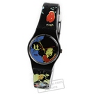 Swatch Sun-Lady LB125 - 1989 Spring Summer Collection