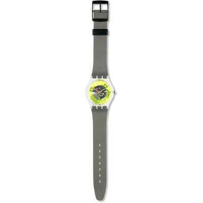 Swatch Techno-Sphere GK101 - 1985 Fall Winter Collection