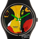 Swatch Temps-Zero GB166 - 1995 Fall Winter Collection