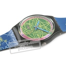 Swatch The-Globe GB137 - 1991 Spring Summer Collection