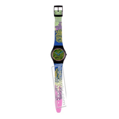 Swatch The-Globe-Strap AGB137 - 1991 Spring Summer Collection